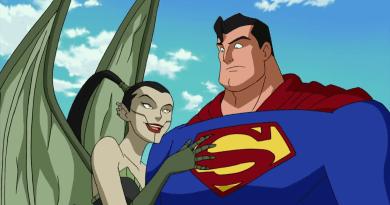 Superman vs. The Elite - Review