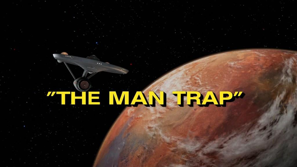 Star Trek - Original Series - Man Trap
