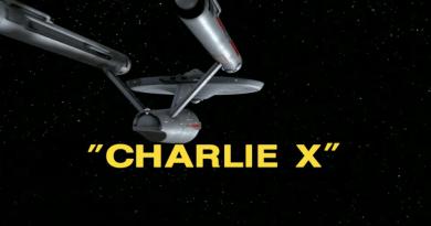 Star Trek - Charlie X - The Original Series