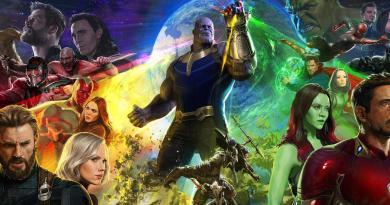 Avengers: Infinity War - New Trailer