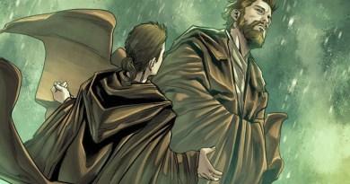 Obi-Wan & Anakin #1-5