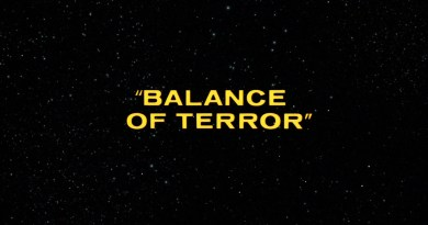 Balance of Terror - Star Trek