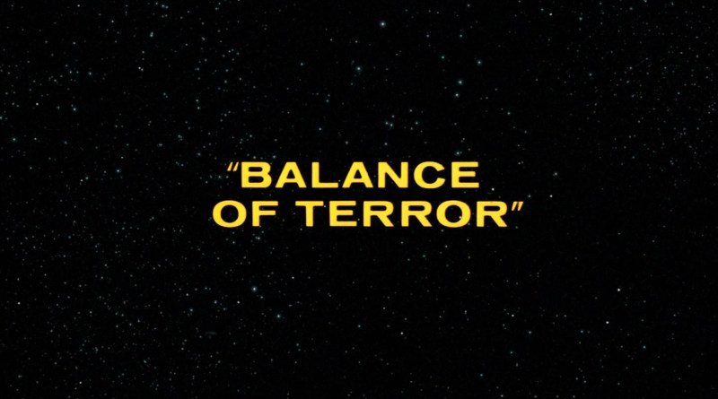 Balance of Terror - Star Trek