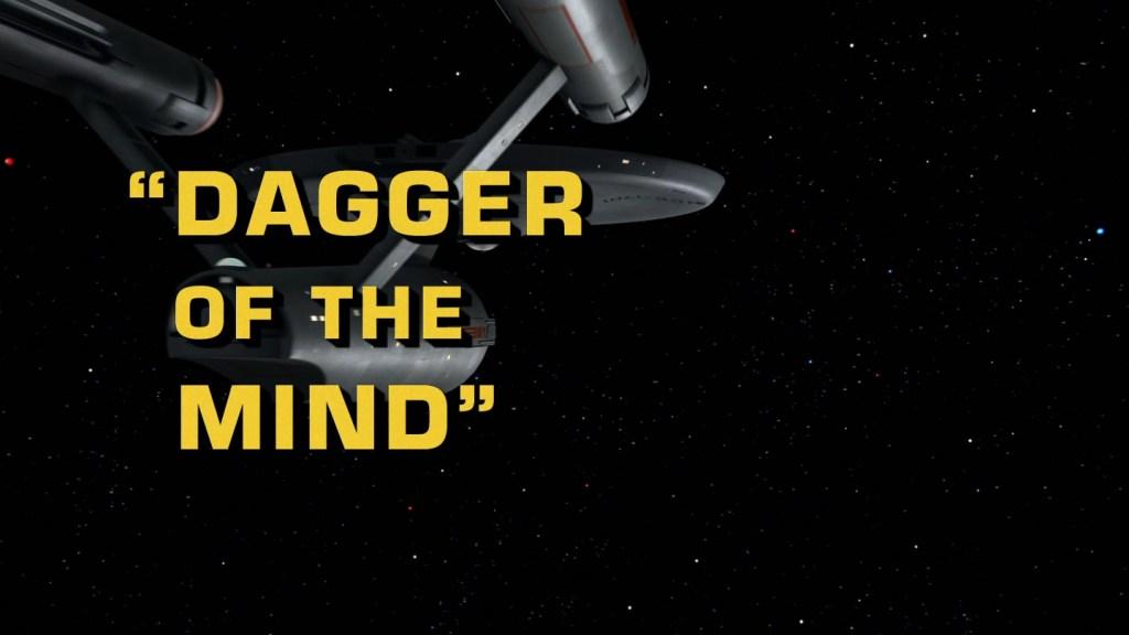 Star Trek - Dagger of the Mind