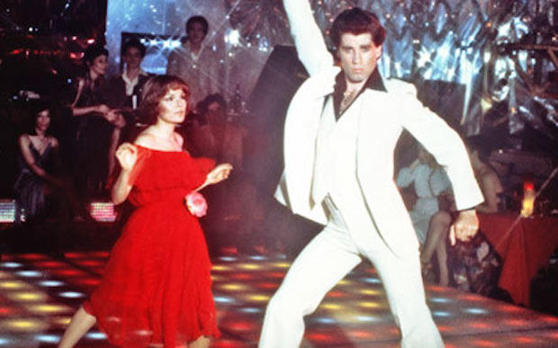 Still from SATURDAY NIGHT FEVER