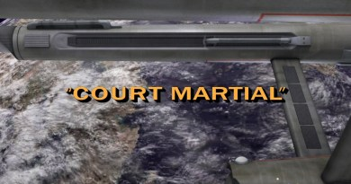 Star Trek - The Original Series - Court Martial