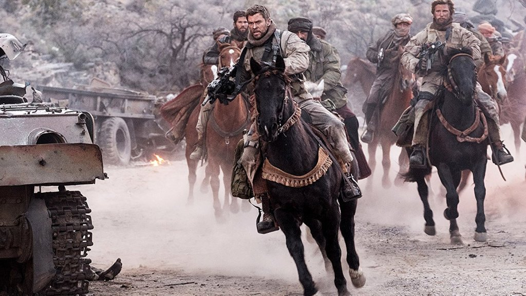12 Strong - review