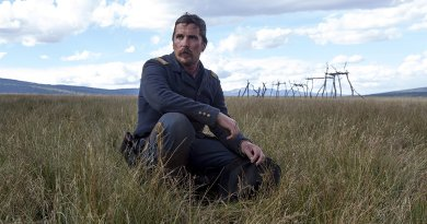 Hostiles - Review