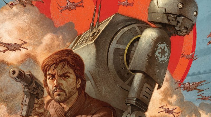 Star Wars: Rogue One - Cassian and K-2SO