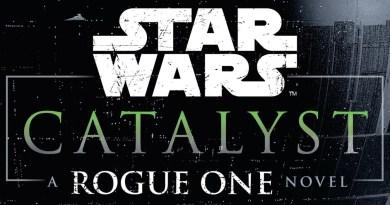 Star Wars - Catalyst - Rogue One - Novel