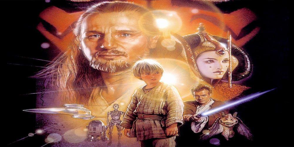 Star Wars Episode I The Phantom Menace - Review