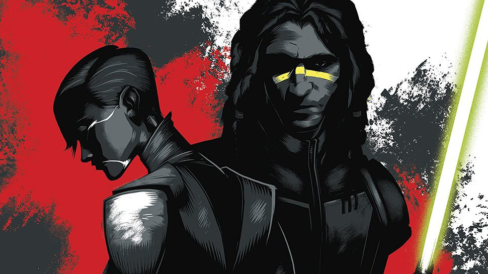 Dark Disciple - Novel - Review