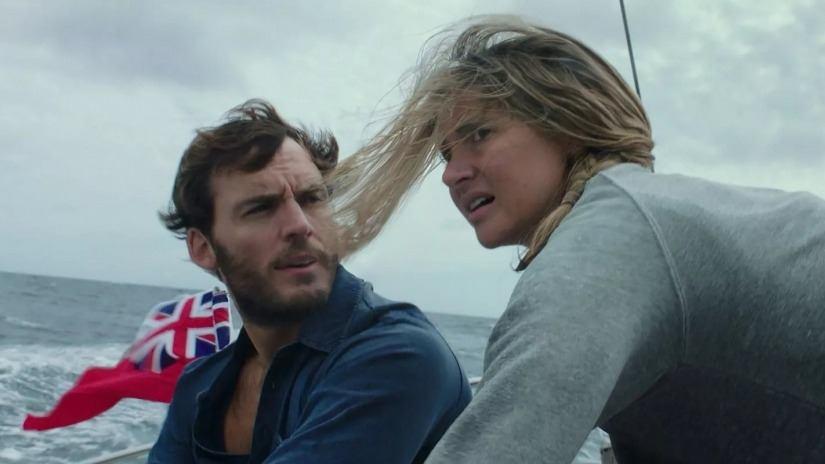 Adrift - 2018 - Shailene Woodley, Sam Claflin, Trailer Reaction