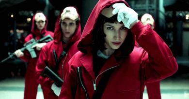 Money Heist - Netflix - Review