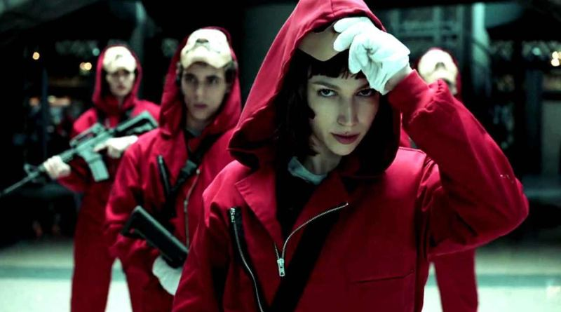 Money Heist (La Casa de Papel) Review | Ready Steady Cut
