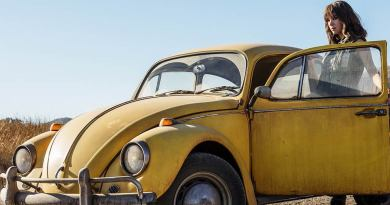 Bumblebee Teaser Trailer 1