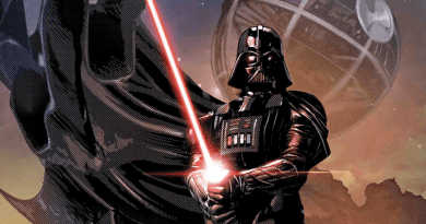 Darth Vader Annual 2 Review