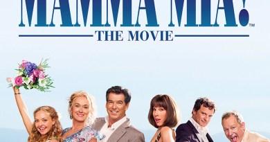 Mamma Mia - Movie Podcast