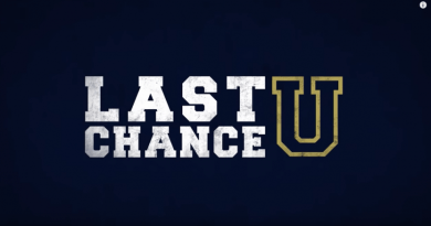 Last Chance U Season 3 - Netflix - Review