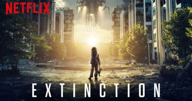 Extinction Official Trailer - Reaction