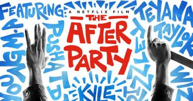 The After Party Poster - Netflix