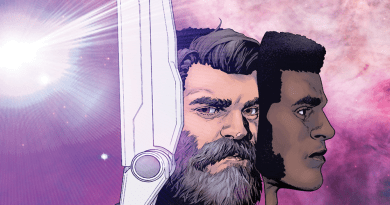 Relay #2 Comic Review