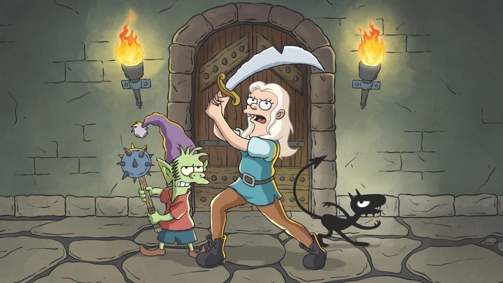 Disenchantment - Netflix Series - Matt Groening - Review