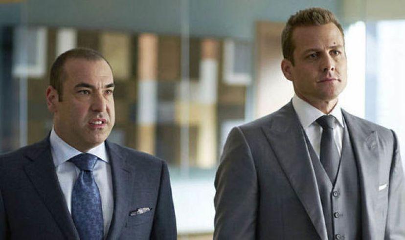 Cats, Ballet, Harvey Specter - Suits Season 8, episode 6