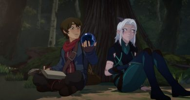 The Dragon Prince Netflix Original Review