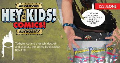 Hey Kids! Comics! Review