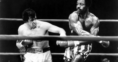 The Rocky Franchise Politics and Social Change