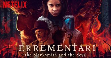 Netflix's Errementari: The Blacksmith and the Devil