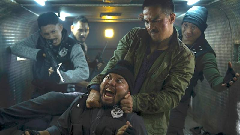 The Night Comes for Us Netflix Review
