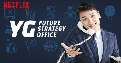 YG Future Strategy Office - Netflix Original Series - K-pop - Seungri - BIGBANG - review - Netflix's YG Future Strategy Office