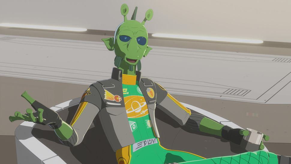 Star Wars Resistance Episode 5 Recap