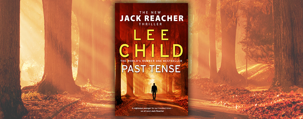 'Past Tense' by Lee Child   Book Review   Ready Steady Cut