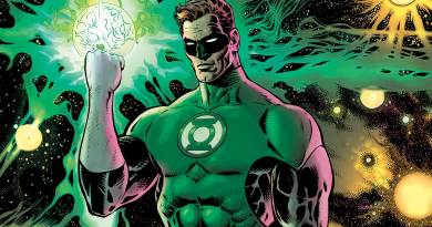 Green Lantern #1 Review
