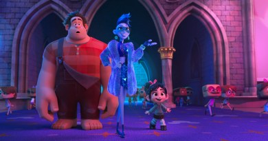 Ralph Breaks the Internet Second Opinion