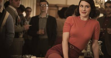 The Marvelous Mrs. Maisel Season 1 Review