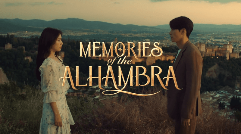 Memories of the Alhambra' Episode 1 | Netflix TV Recap | RSC