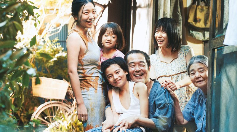 Shoplifters Review