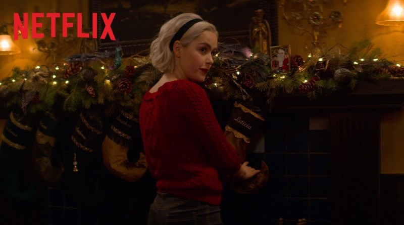 CAOS: A Midwinter's Tale - Netflix Trailer - Chilling Adventures of Sabrina