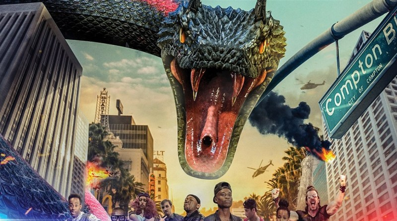 Snake Outta Compton Film review