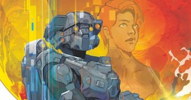 Halo Lone Wolf #1 Comic Review