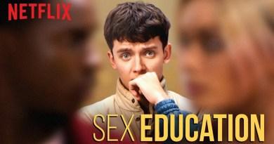 Sex Education Official Netflix Trailer