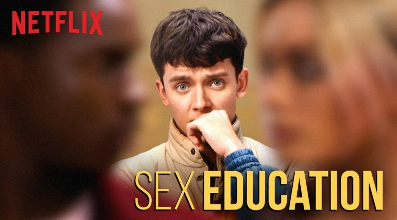 Sex Education Official Netflix Trailer