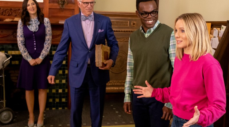 The Good Place Season 3 Episode 10 The Book of Dougs Recap
