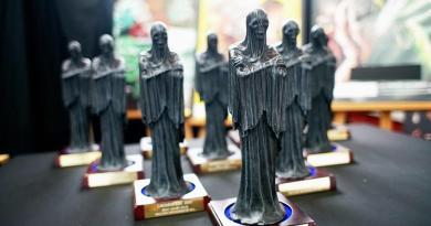Grimmfest Work In Progress Award