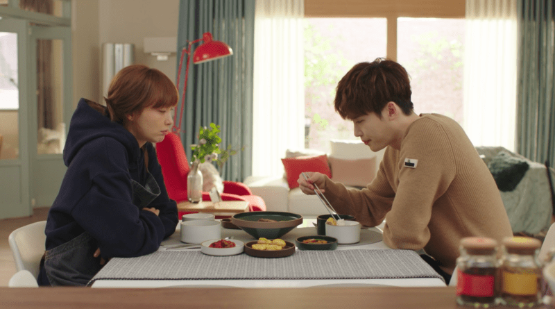 Romance is a bonus book episode 4 recap