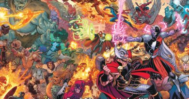 Marvel Previews April 2019 War of the Realms